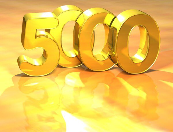 #Ive #Officially #Reached/#Surpassed #5000Tweets!!! (I #LostTrack #When #Tweeting #HolidayCountdowns!) #ThisIsMy #5005th #Tweet! (#Note: #DeletedTweets #StillCountTowardsTotal, #So #I #DontKnow, #Theoretically, #How #Many #ActualTweets #AreOnThis #Account. #InAnyCase, #5000Club!) https://t.co/OwxtfKXDGC