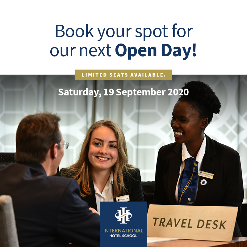 Join us at our Open Day this Saturday, 19 September 2020. Due to Covid-19 regulations, we are only allowed to accommodate a max of 3 per family. Sessions are limited to 10 students with a max of 30 guests to regulate social distancing. Book Here: https://t.co/E3eiuo1tzB https://t.co/HTwNvcTvka