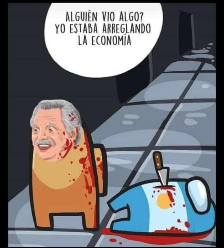 #argentinaenllamas Foto