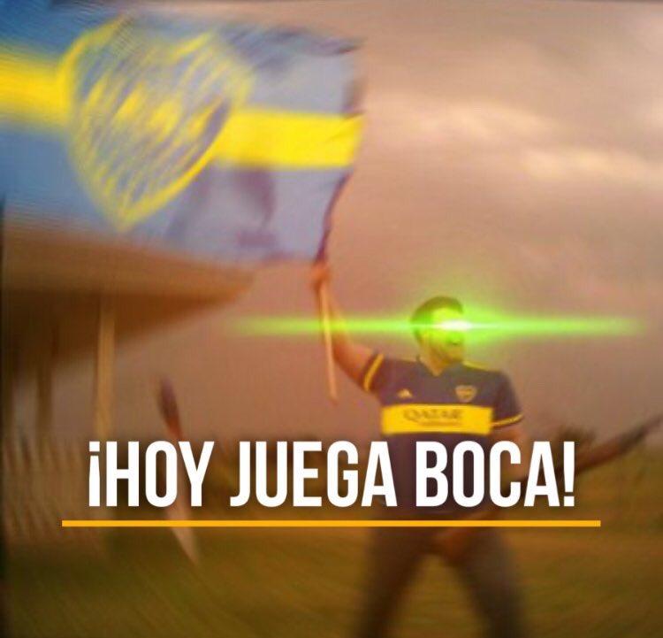 HOY JUEGA BOCA Foto