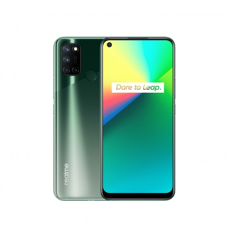 Realme 7i launched with Snapdragon 662, 90Hz Display