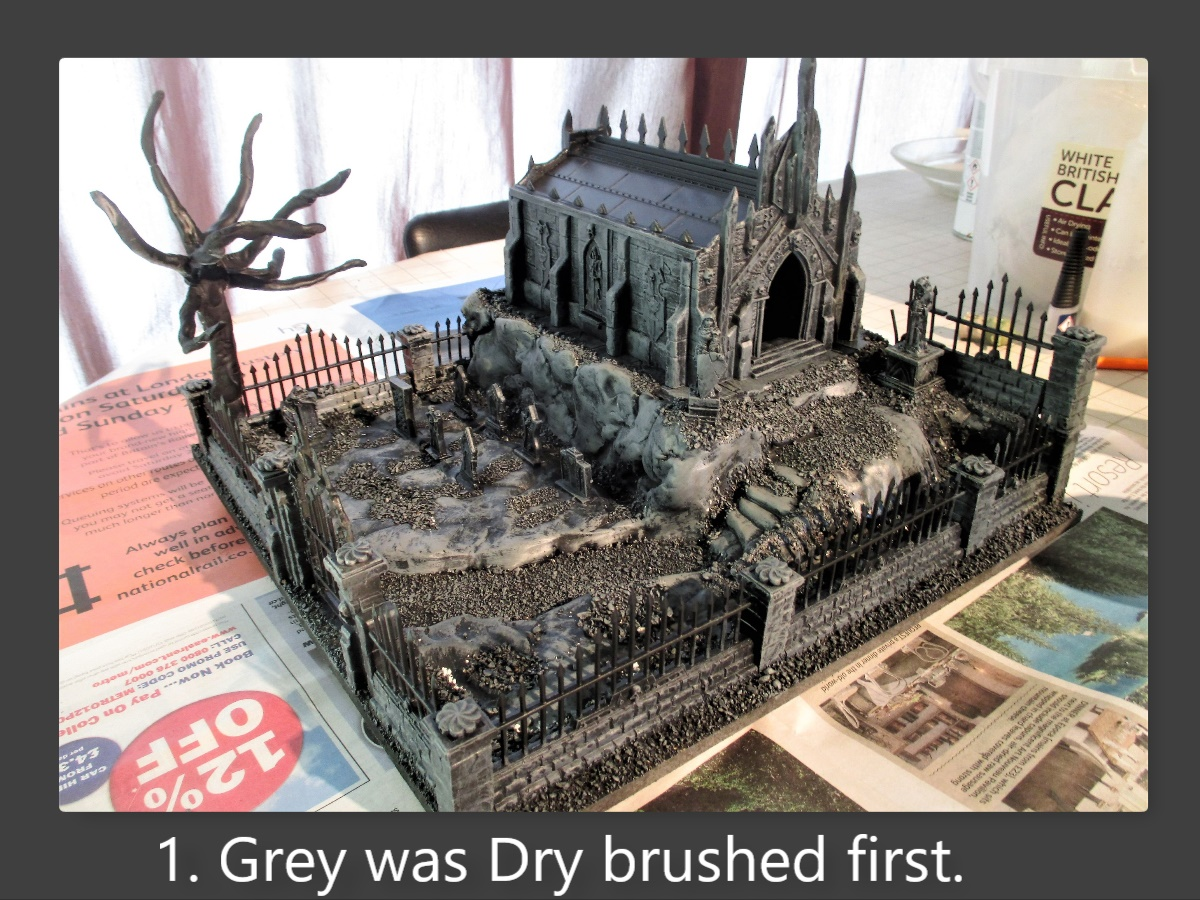 #FREE #prize Crypt Diorama by #reapermini will be given away once I reach 1000 followers on Twitch. I am a noob to twitch and trying to build my channel so just pop by follow the channel for a chance to win 😍🧙♂️ #DnD #Critters #Criticalrole  https://t.co/lLnx0pzUGF https://t.co/7JjYOiSvJd