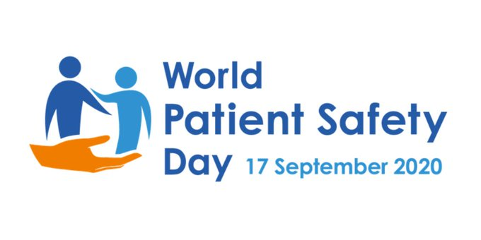 As today is #WorldPatientSafetyDay, we'd like to thank health and care staff across the country for their continual efforts to put the safety of patients first, and to support the NHS to improve #PatientSafety. 👩⚕️👨⚕️🏥 https://t.co/1mLlEmK2yj