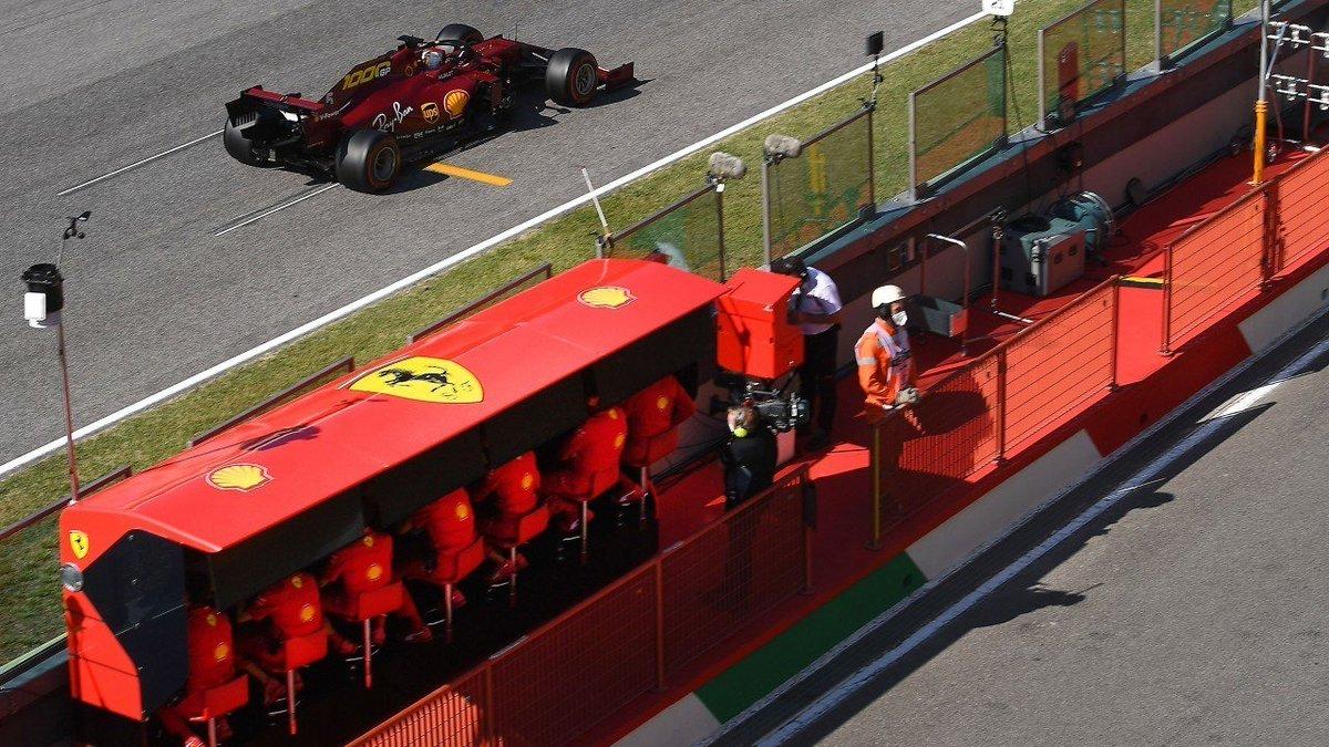 #F1   Binotto lo admite: «Que Ferrari vuelva a ganar requerirá muchos años».  ➡️ https://t.co/GBmKMLXa1e  #Fórmula1 #MattiaBinotto #Maranello @ScuderiaFerrari https://t.co/5pMjBciKLZ