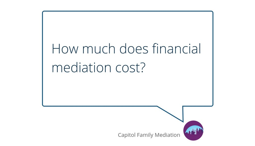 There are a lot of sites that specialize in financial mediation for divorce cases.  Read the full article: How much does financial mediation cost? ▸ https://t.co/7TEU5U5iuQ  #FinancialMediation #DivorceMediation #FeesInvolved https://t.co/OB2nuwCIUS