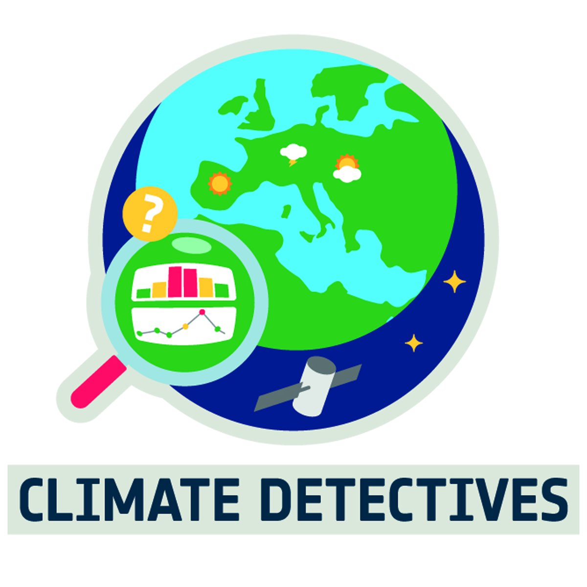 Calling all #ClimateDetectives, now's your chance to help protect #Earth! The 3rd edition is now open for submissions. Investigate a local #climate problem using satellite data or your own ground measurements and propose a way to mitigate the problem 🌍🔍 https://t.co/K5O47NlPcy https://t.co/aheW0JK8uN