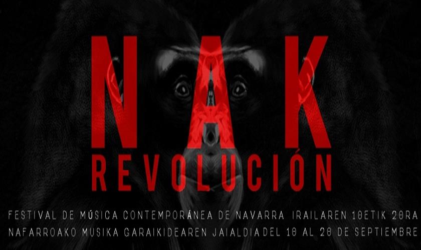 """El @nakfestival llega a nuestro centro: ✅ Viernes 18.00. NAK Txiki. Concierto """"Bemola la exploradora"""" con Trío Enigma ✅ Viernes 20.00. Concierto """"Sondscapes"""" con DJ Amsia en Plaza CIVICAN ✅ Sábado 18.00. NAK Txiki. Experiencia con Miren Karmele Gómez. """"Sinestesia para peques"""" https://t.co/xlbzjFrrwI"""