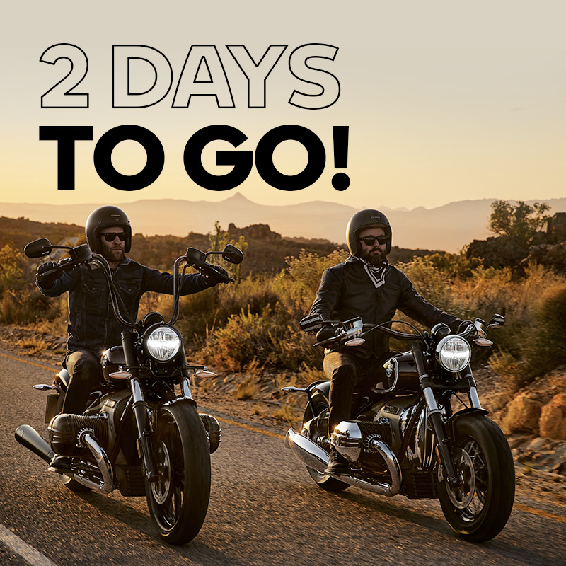 A new soulstory is about to begin in 2 days. Are you excited for the new R 18? Drop a ❤️ for a Yes and 😍 for YES YES YES! #MakeLifeARide https://t.co/o5LGV3tw6Q