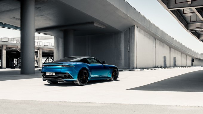 The absolute Aston Martin, impossible…