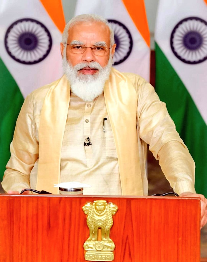 Joining billions in wishing our beloved leader PM Shri @narendramodi ji on his birthday. We are proud to have the best leader in the world as our Prime Minister.   My prayers for your long life and good health in service of the nation.  #HappyBirthdayPMModi https://t.co/zmOI4nkZ6E