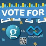 Image for the Tweet beginning: Vote for listing Groestlcoin $GRS