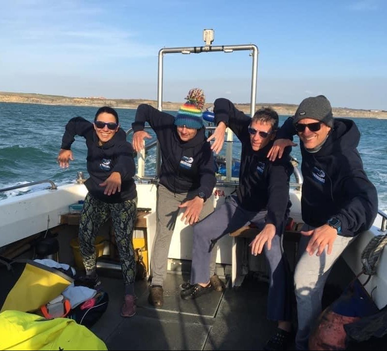 Huge congratulations to Fieldfisher Partner Tim Bird who raised £4,500 for St Mungo's by swimming the channel. Team Ocean Walker Warriors II completed their swim in rough seas in 14 hours 17 mins.  https://t.co/JsWLxLYjeG  |  @timbirdlaw @StMungos https://t.co/E6MScXZJrc
