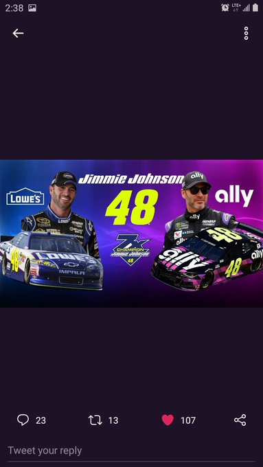 Happy birthday  jimmie johnson