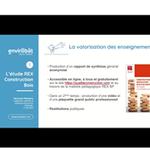 Image for the Tweet beginning: Cela parle #construction #bois ce