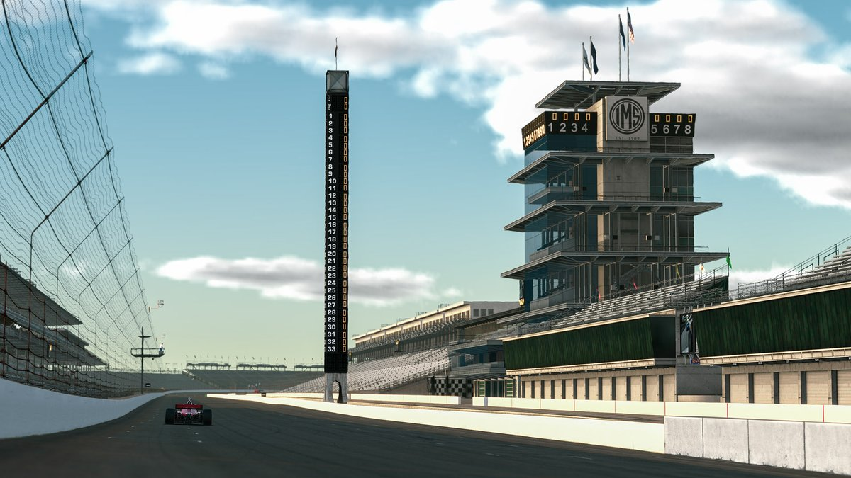 For the penultimate race of the season, the @MercedesBenzCZ #VirtualGP series visits one legendary place - Indianapolis. 😎🤩🌠 #AtTheBrickyard 🇺🇸 https://t.co/D98mvDBnGu