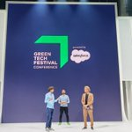 Talk with @nico_rosberg and @BoyanSlat from @TheOceanCleanup about technical solutions to clean up the great pacific garbage patch, which is now 3 times the size of France.