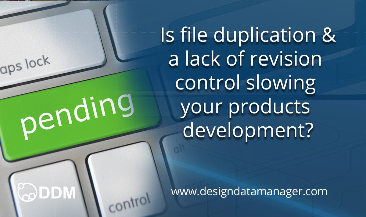 DDM can help you reduce costs and get your products to market faster by eliminating unnecessary rework. Find out more: https://t.co/P7AWVZqNbX #PDM #PLM #Engineering #SOLIDWORKS #Creo #solidedge #Autodesk https://t.co/fOVsNJJF6M