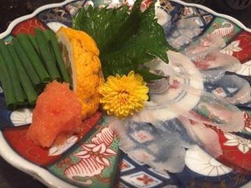 河豚料理やってます! #河豚 #海鮮長州湯田店 #湯田 #湯田温泉 #エール山口 https://t.co/10gjW93Q05