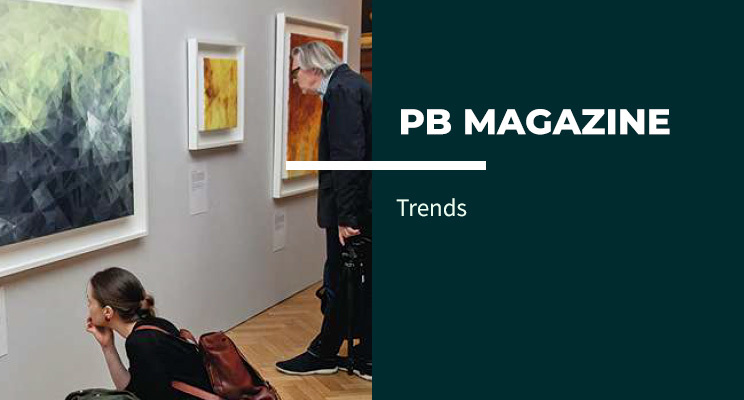 Ai-Da is a humanoid #robot, endowed with an #artist's #ArtificialIntelligence. She exhibited 28 works in Oxford and sold them all. Find out about current trends in our PB magazine. To be read on our website, on pages https://t.co/p70jsb5oC9 and https://t.co/l4aZfCExrB https://t.co/rsVI69t1dF