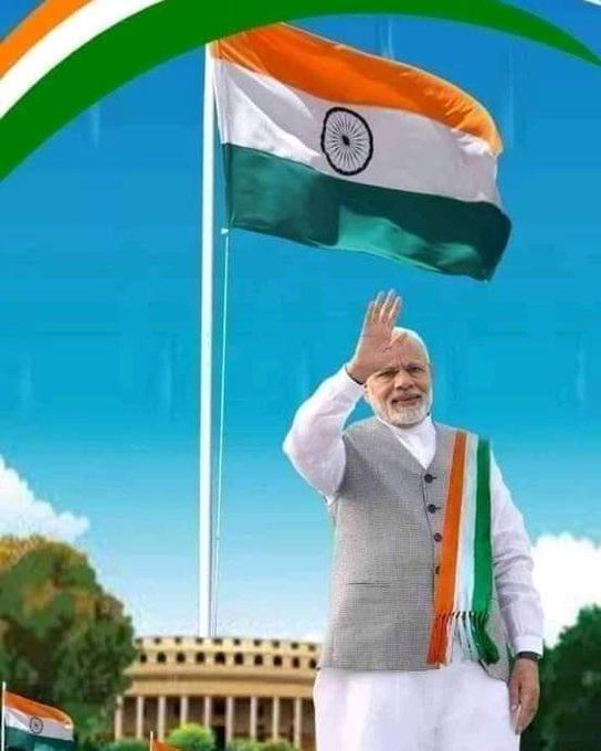 Happy birthday our honorable prime minister Shri Narendra Modi ji.       I pray that You live long.