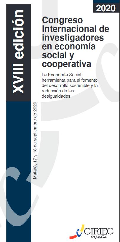 Congreso de investigadores en economía social y cooperativa del CIRIEC  🤓Comezamos: https://t.co/hg4pvIklEo  Participa CECOOP da @UniversidadeUSC https://t.co/32rzwpZElE