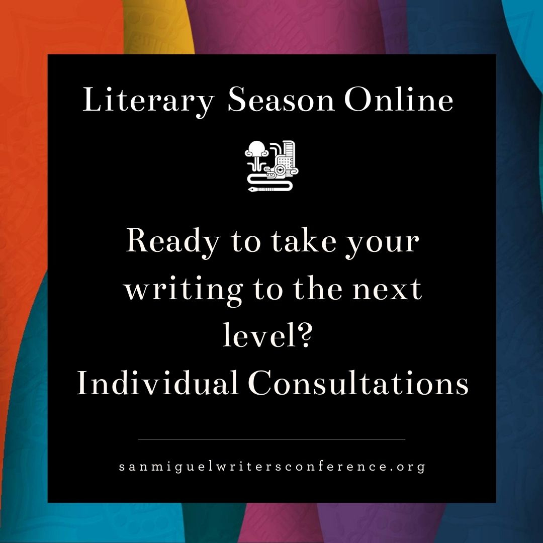 Sometimes, you need a professional, outside opinion to take your writing to the next level. We're offering individual consultations from our faculty during each session.  https://t.co/wkxKO2auz6  #SMWC2021 #amwriting #lovewriting #writersblock #writersnetwork #writing #writings https://t.co/rPREQL3cks