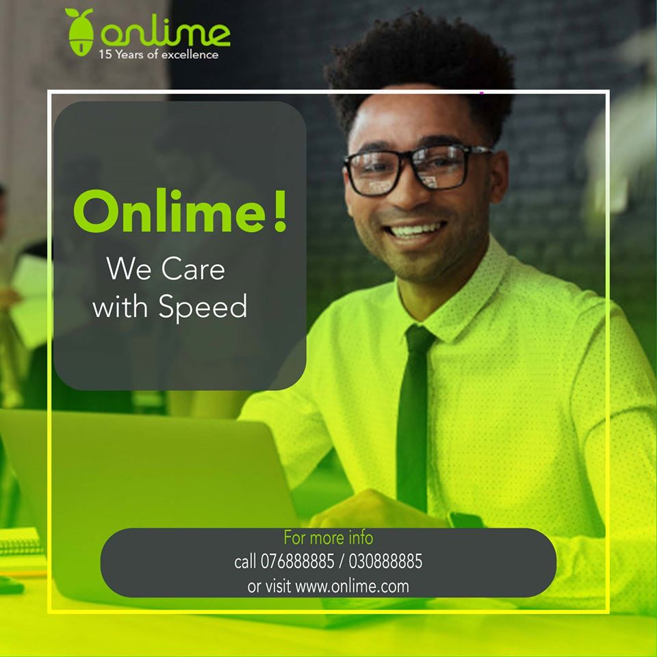 Keep your need for high speed Wi-Fi always satisfied with #OnlimeInternet. Call +23276 888885 / +23230 888885 or email sales@onlime.sl for more info. #SierraLeone #AffordableInternet #OnlimeInternet https://t.co/1cg3I57Dss