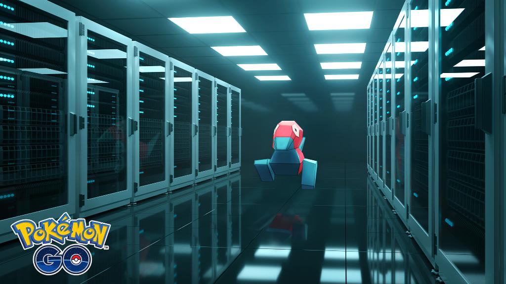 Did you know? State-of-the-art technology was used to create Porygon. It was the first artificial Pokémon to be created via computer programming. #PokemonGOCommunityDay https://t.co/f58xklhq3f