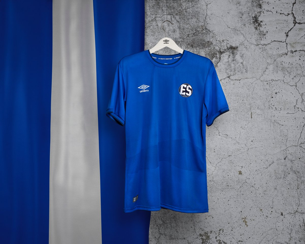 🆕👕🔊  In 1970 @LaSelecta_SLV  become the first Central American nation to to qualify for a World Cup.  This historic achievement has been honoured with a special 50th Anniversary Jersey 🇸🇻. https://t.co/WDXylNv9O5