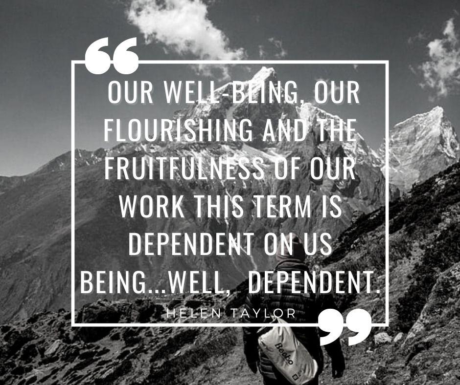 Helen Taylor @UCCF https://t.co/Gca7CmNCK2 #refuge #studentwork #gospelwork #dependent #Jesus #mentalhealthmatters https://t.co/p5Ny1AQkdq