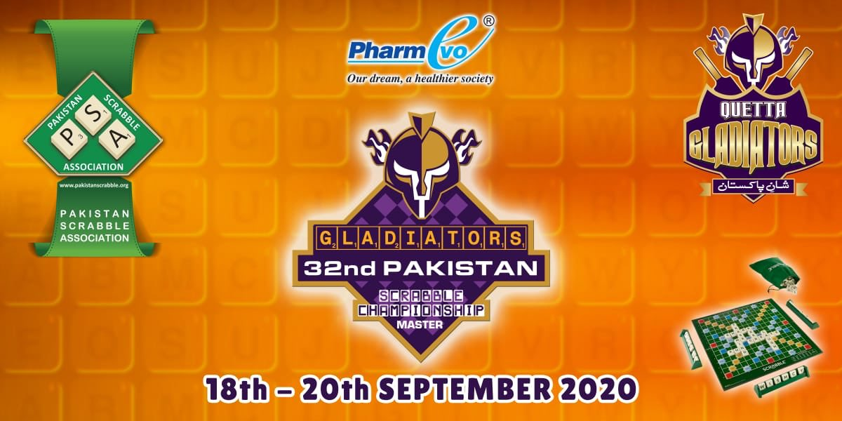 . @TeamQuetta and @pakscrabble presents 32nd Pakistan Scrabble Championship where the 🔝40 players in the country will be participating! The three-day championship starts tomorrow. We wish the young gladiators all the best for the event🙌   📸: PSA  #PurpleForce #WeTheGladiators https://t.co/PKtdepIhcR