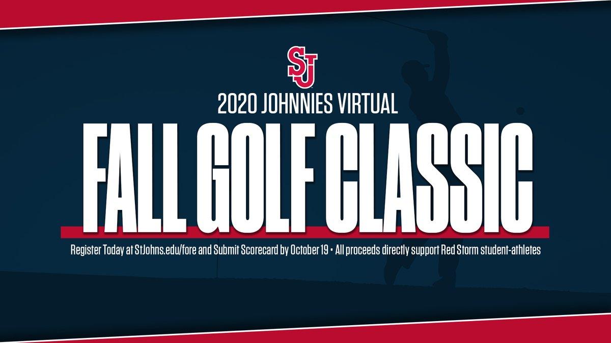 St. John's Athletics to Host Johnnies Virtual Fall Golf Classic 🔗 bit.ly/32CFSLS REGISTER: bit.ly/3kqctdV INFO: bit.ly/2ZL5O6e #WeAreNewYorksTeam