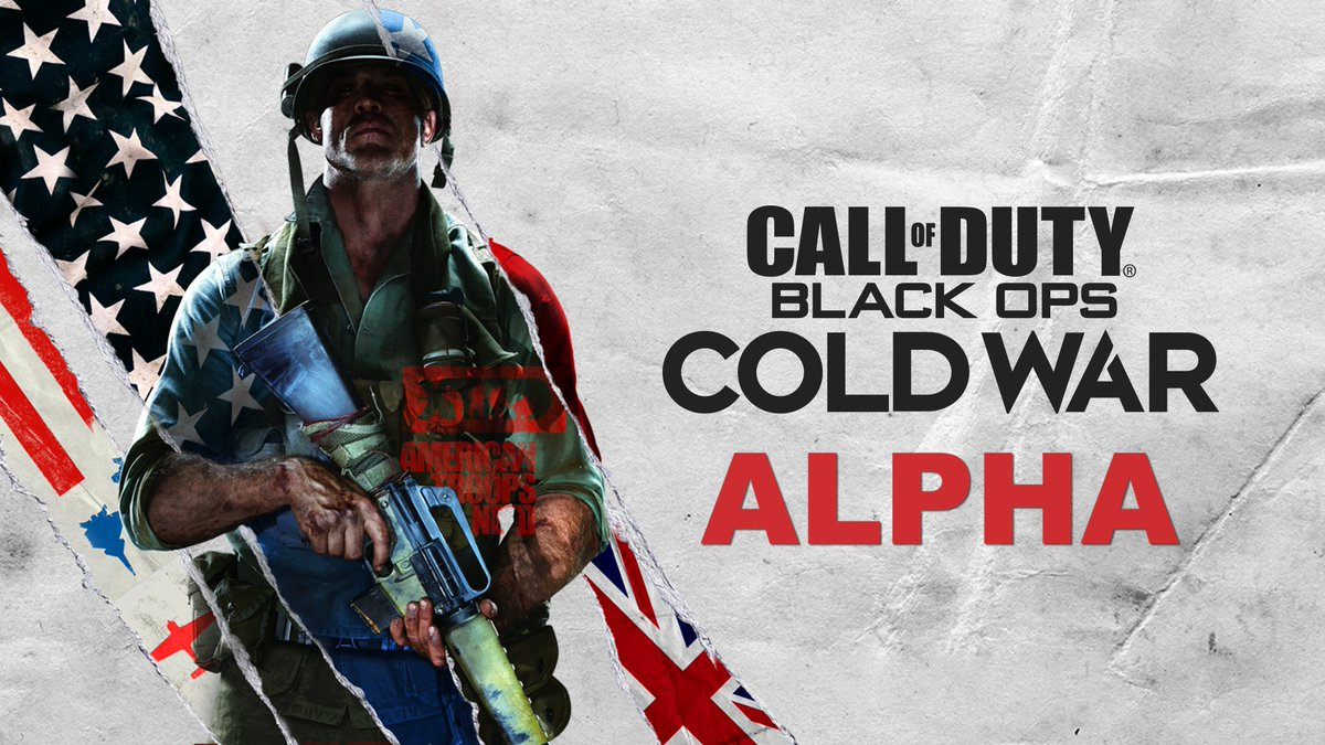 Pre-load is now available for this weekend's free #BlackOpsColdWar PS4 Alpha!   Get a preview of what to expect at the blog: https://t.co/QKn8NCc824 https://t.co/QPqinBaSG4
