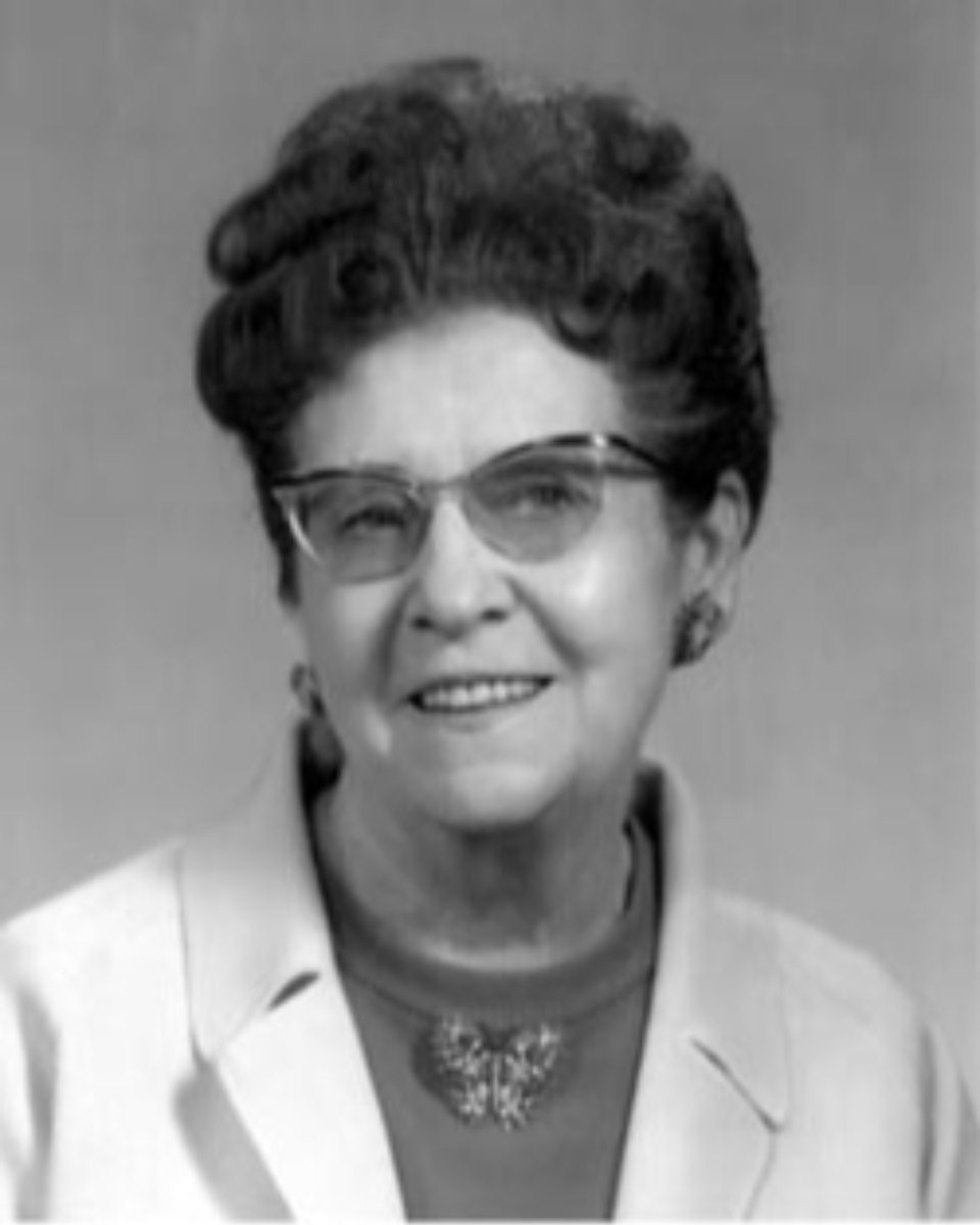 Respectfully remembering Bertha Frank Teague (Class of 1999) on her birthday. #wbhofamer