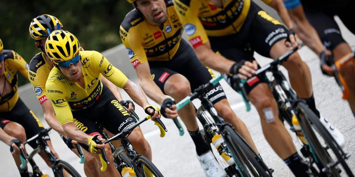Trois costauds en tête, les favoris prêts à en découdre: suivez la 18e étape du Tour de France en direct (Mise à jour) https://t.co/W4S3cOCoJo https://t.co/SeUeF4zGHH