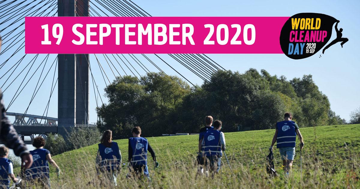19 september is het de World Cleanup Day! Help jij ook mee je omgeving zwerfafvalvrij te maken?   De week daarop is het tijd voor #SkjinWetter! Die week gaan honderden vrijwilligers in zes Friese gemeenten de wateren schoonmaken!  👉https://t.co/UxFOTNdMWI https://t.co/vejpxfoi7c