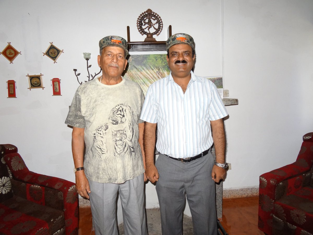 Deeply saddened by the demise of Dr. Ashok Singh, Former CWLW UP, also served as Director Corbett and Dudhwa National Parks.Wildlife expert and an officer and a gentleman to the core. A mentor and father figure for me. Om Shanti https://t.co/b8aoxiNvQq