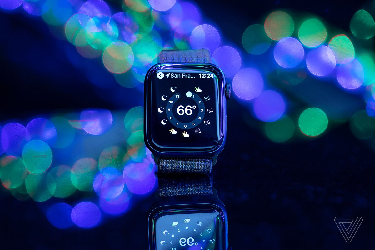 The Apple Watch Series 5 is $100 off at Amazon and Walmart