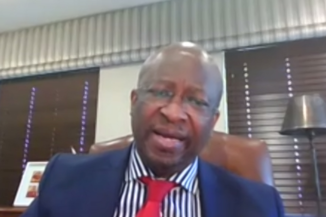 Mr Sy Mamabolo Chief Electoral Officer (CEO), Independent Electoral Commission @IECSouthAfrica speaking at the virtual launch of Proactive Disclosure of Information and Elections in South Africa  Download the report here:  https://t.co/vJjuW3D5vk https://t.co/njtzrcidlt