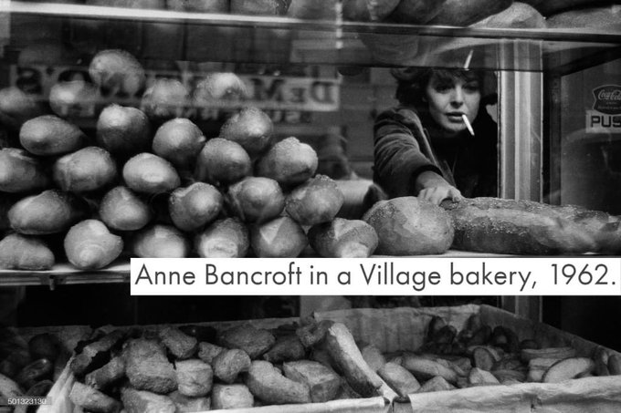 Happy Birthday, Anne Bancroft.