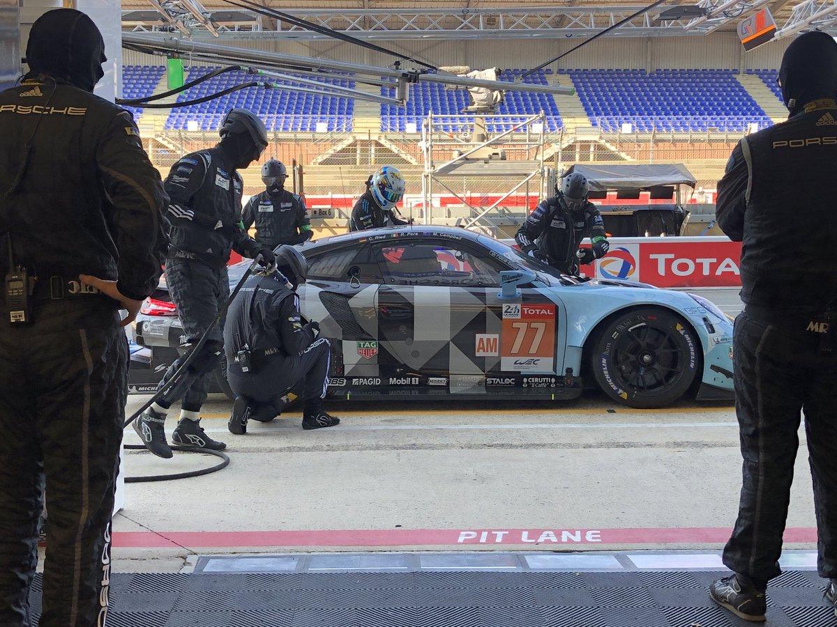 PorscheRaces :user Image Credit RT: @PorscheRaces… #porsche #PorscheMobil1Supercup #PorscheRaces #sportscar #motorsport #racecar #racing... #LeMans24 - Driver change @PatrickDempsey @ProtonRacing #Porsche #911RSR No. 77. @mattcampbell22_ out, Christi… https://t.co/VBk5zfIk9Z