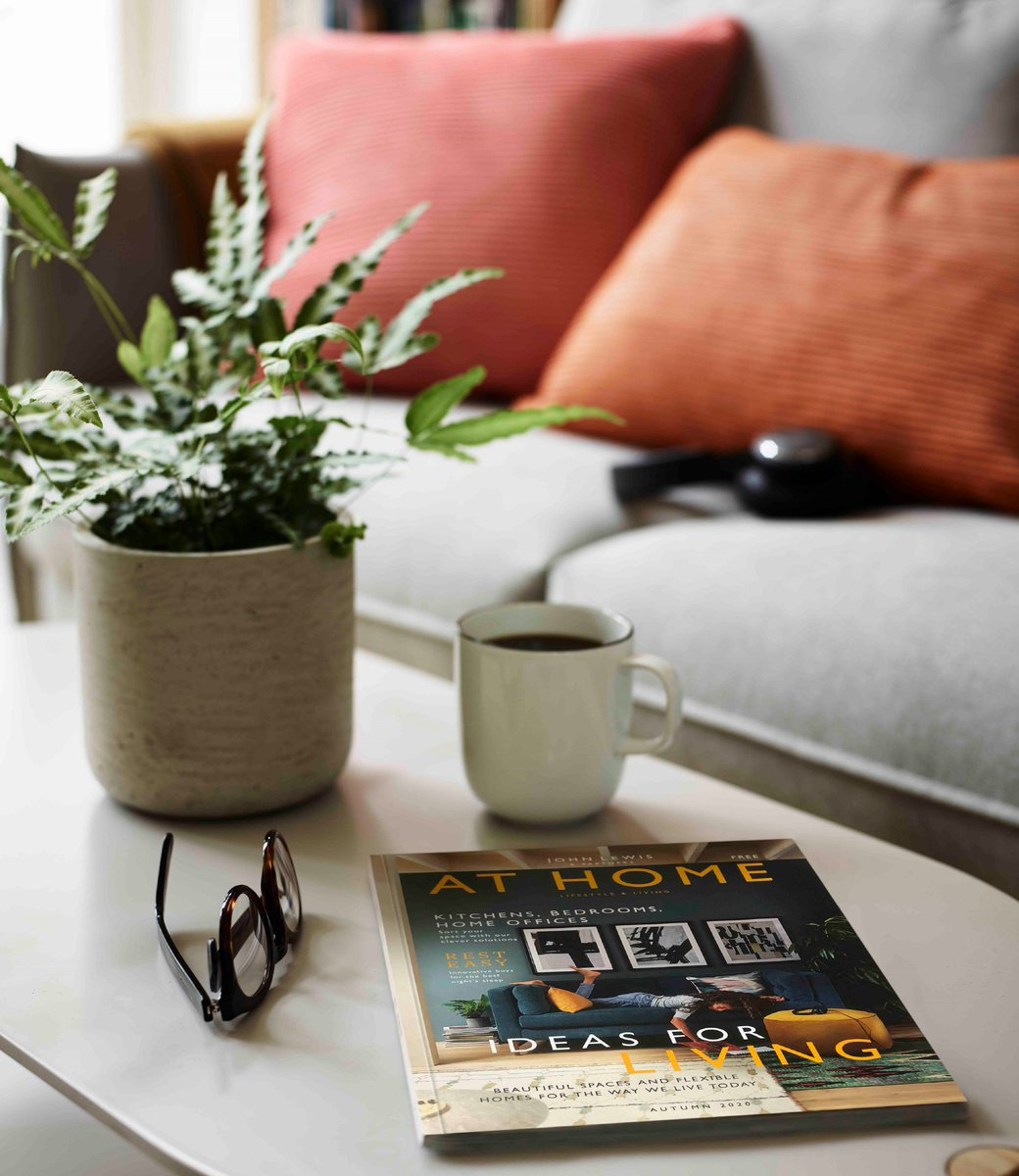Pop the kettle on and have a read through our new home magazine that has just launched. Pick your copy up in store or simply put your feet up and read the e-version via: https://t.co/8xULfDmYCq https://t.co/wNLt9iRLN4