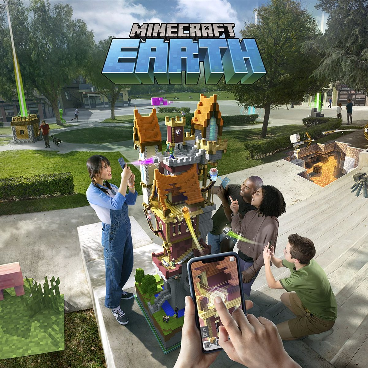 #PrimarySTEMChat A1 Minecraft Earth https://t.co/1lgT6ZF0au
