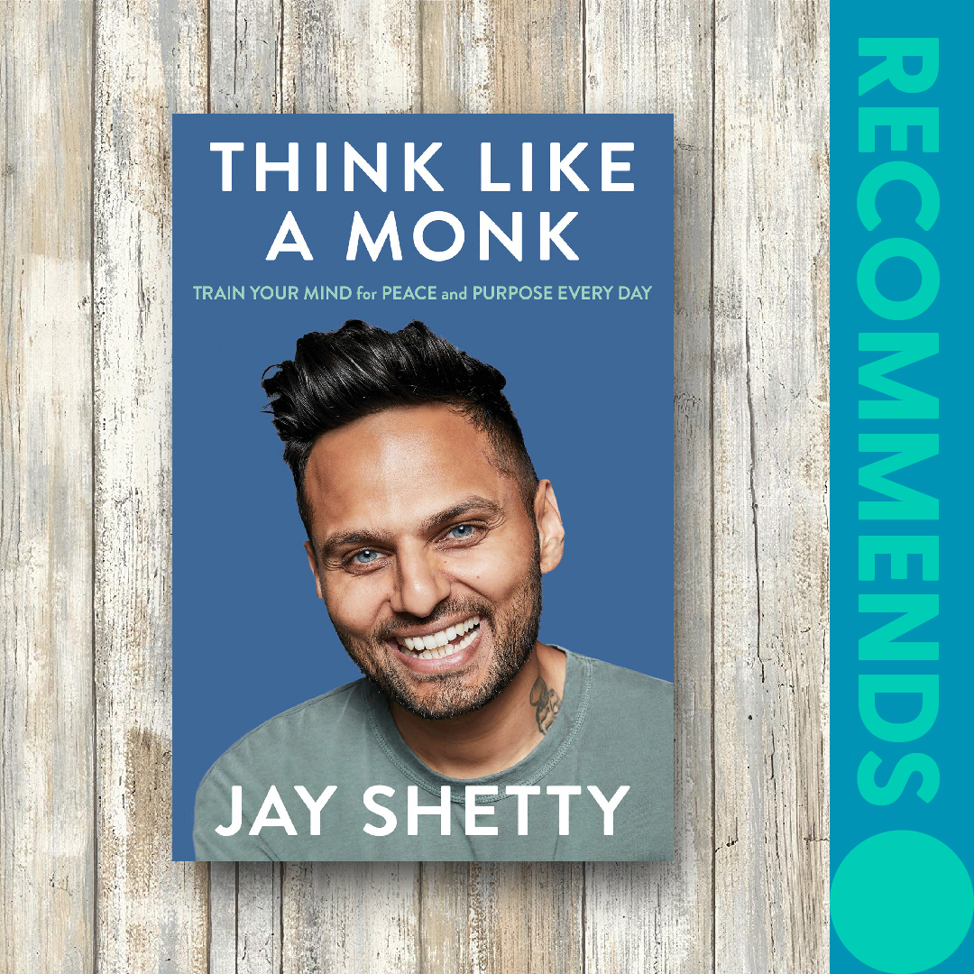 """""""Train you mind for peace and purpose every day.""""  Get your hands on the enlightening new book Think Like a Monk by viral podcaster and former monk Jay Shetty. Available in-store and online, from @exclusivebooks . #MelroseArch #StaySafe https://t.co/82L0F18mK7"""