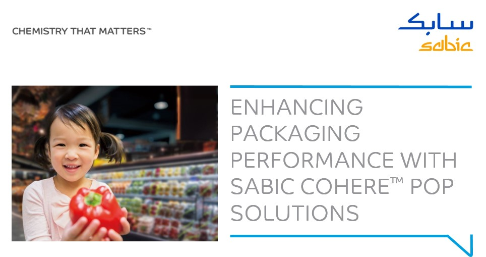 Collaborate with customers to reduce up to 20% of food loss & store up to 200mil liters of fresh water for farmers in Vietnam annually. #SABIC COHERE® polyolefins plastomer solutions enhance packaging's sealing integrity and puncture resistance https://t.co/oAVih9Dt95