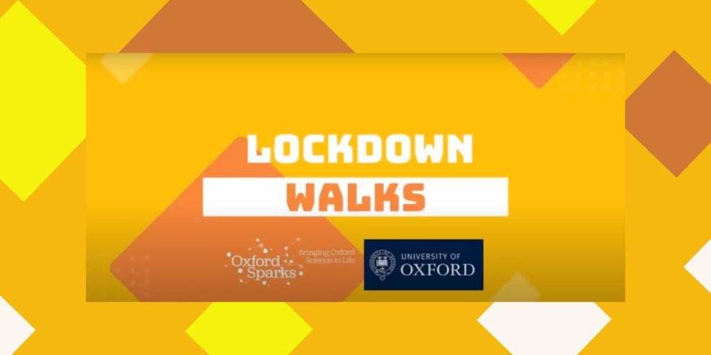 ⭐NEW SERIES!!⭐ Over the summer, it's likely you went on a fair few #lockdown #walks 🚶 In fact, you can probably do your local walk in your sleep by now (not advised). But did you know there's lots of fascinating #science to be uncovered on these walks? 1/3 https://t.co/ttob3KKNQf