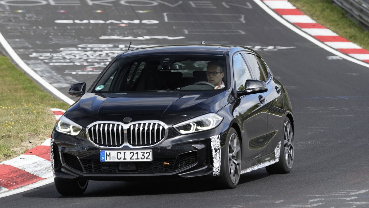5 ways BMW made the new 128ti hot hatch more fun than an M135i. Awkward: BMW's new 128ti entry-level hot hatch might well be the best 1 Series → https://t.co/oiK5SnIEiW https://t.co/M8ZWyubdQB