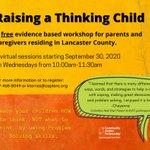 Image for the Tweet beginning: FREE workshop for caregivers of