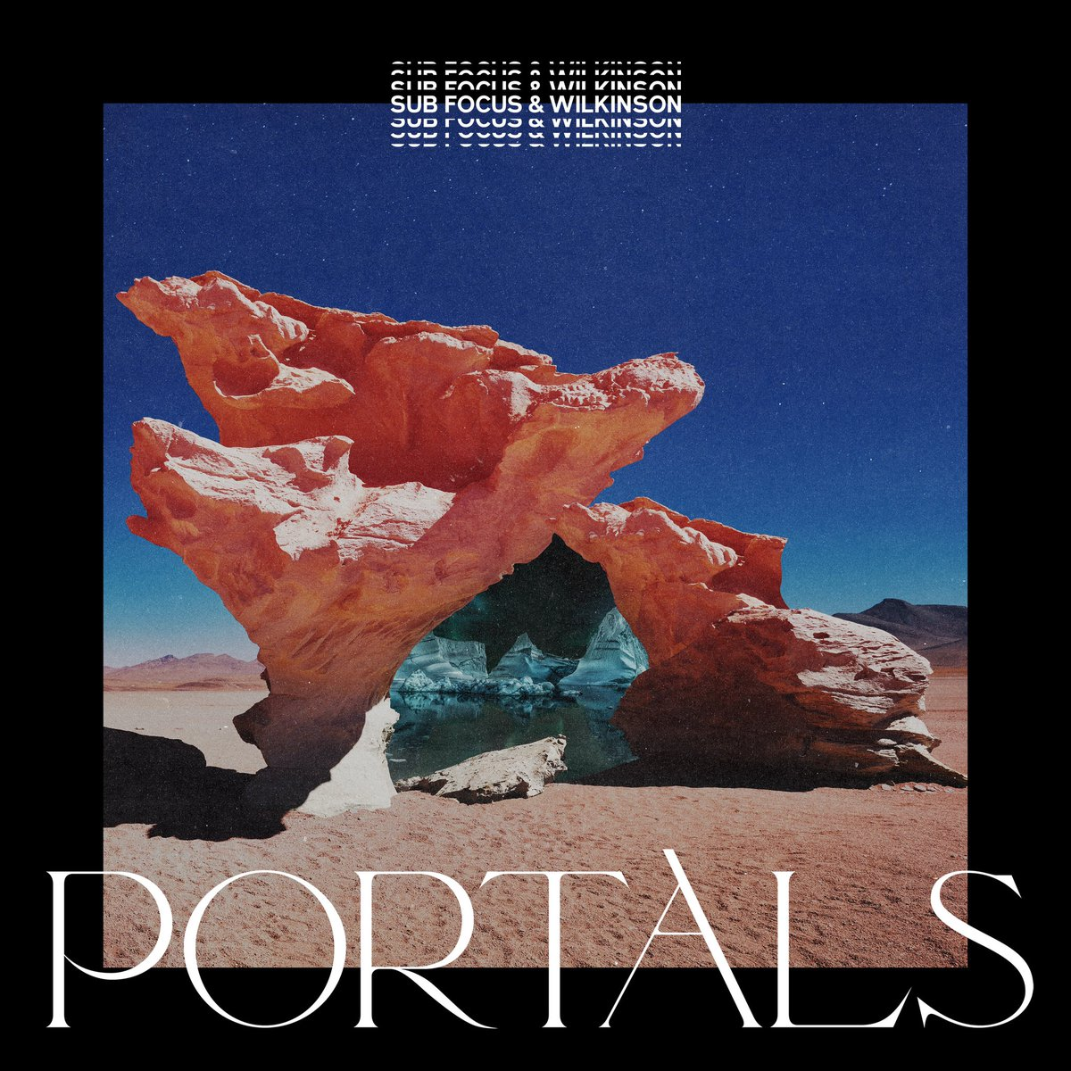 Here's the artwork and tracklist for Portals! Hope you guys love this as much as I do  We will be dropping brand new music ahead of release and a livestream in a stunning outdoor location to celebrate the launch!  Pre-order and exclusive stream access: https://t.co/SqGOfK2omn https://t.co/qwtl1DDv1T