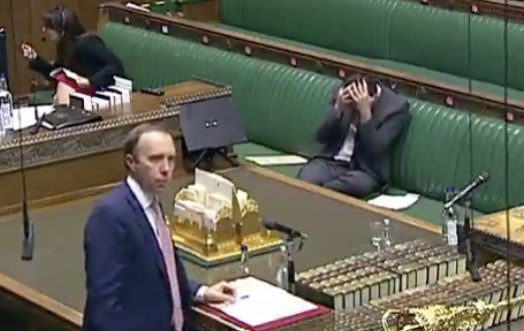 Nottingham North MP @AlexNorrisNN doing his best to become a meme